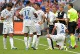 """""""Lyon"""" nelaimėjo antrų rungtynių iš eilės Prancūzijoje"""