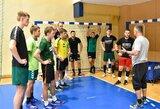 """""""Dragūnas baigė kelionę EHF taurės varžybose"""