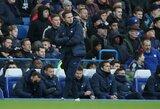 """J.Mourinho: """"Myliu F.Lampardą, bet tikiuosi, kad jis pralaimės"""""""