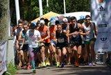 Pirmajame Baltijos bėgime varžėsi beveik 800 dalyvių