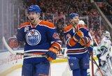 Baigėsi NHL reguliarusis sezonas, paaiškėjo atkrintamųjų varžybų datos