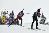Olimpinių žaidynių išvakarėse biatlonininkai ir slidininkai liko tuščiomis