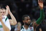 J.Dentmonas – naudingiausias Eurolygos turo krepšininkas