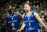 """Įspūdingai puolęs """"Neptūnas"""" išsivežė pergalę iš Slovėnijos"""