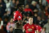 """M.Owenas sumenkino """"Manchester United"""" šansus Čempionų lygoje: """"Aštuntfinalyje jų niekas nebijos"""""""