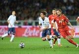 Pasaulio čempionato atranka: Italija nesugebėjo įveikti Makedonijos