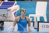 Europos rekordą pagerinusi R.Meilutytė – pasaulio čempionato finale