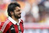 """""""Lazio"""" mėgins prisivilioti saugą G.Gattuso"""