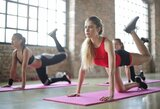 Sutrikus virškinimui, padės ir specialūs sporto pratimai