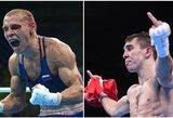 Vieną didžiausių olimpinio bokso skandalų ruošiamasi išspręsti prieš pat E.Kavaliausko ir T.Crawfordo kovą
