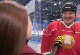 A.Lukašenka toliau lipa ant ledo ir turi keistą kovos su koronavirusu planą