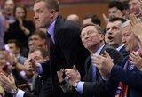 Sumuštas CSKA prezidentas atsidūrė ligoninėje