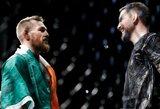 Ir vėl: C.McGregoras užminė mįslę apie karjeros pabaigą bei teigė, kad niekas juo netiki