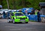 """F.Duvalis įvertino """"ESmotorsport-LabasGas"""" komandos automobilį"""