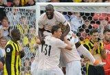 """R.Martinezas patarė R.Lukaku palikti """"Manchester United"""""""