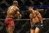"""Net trylika """"UFC 241"""" kovotojų prieš svėrimų procedūrą numetė daugiau nei 10 proc. savo kūno svorio"""