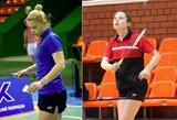 Kaune – didžiausias tarptautinis badmintono turnyras Lietuvoje