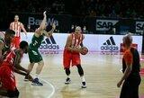 Belgrado klubas susigrąžino M.Zirbesą