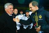 """Der Klassiker"" mūšis Bavarijoje: ""Bayern"" sutinka ""Borussia"" klubą"