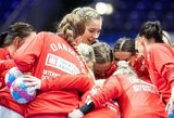 Europo moterų rankinio čempionatas išgelbėtas – visos rungtynės vyks Danijoje