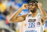 """M.Shakuras gali rungtyniauti """"Raptors"""" antrinėje komandoje"""