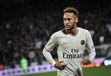 """Th.Silva mato Neymaro ateitį Paryžiuje: """"Jis mums yra nepakeičiamas"""""""