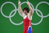 Rio de Žaneire krito pasaulio ir olimpiniai rekordai (atnaujinta)