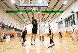 Ambicingas kylančio Vilniaus krepšinio klubo noras – žaisti LKL