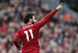 """M.Salah prieš dvejus metus atmetė """"Real"""" pasiūlymą"""