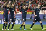 """""""Atletico"""" vs. """"Bayern"""": 10 esminių statistikos faktų"""
