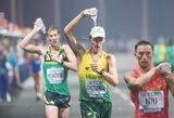 """Pragariškame karštyje A.Mastianica finišavo 15-as: """"Galvojau, kad bus mirtis"""""""