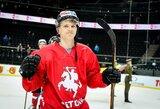 Kanadoje dominuojantis I.Četvertakas nekantrauja sulaukti aukšto lygio kovų Vilniuje