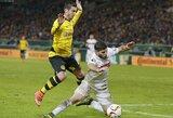 """Vokietijoje - netikėta """"Borussia"""" nesėkmė"""