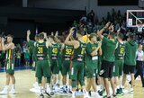 Naujame FIBA reitinge –Lietuvos rinktinės šuolis aukštyn ir JAV aplenkusi Serbija
