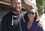 UFC kovotojų meilė pasiekė naują lygį: R.Rousey susižadėjo su T.Browne!