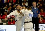 Japonijoje kovą dėl titulų tęs 6 Lietuvos kiokušin karatė kovotojai