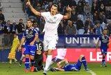 Z.Ibrahimovičiaus įvarčiai padėjo PSG švęsti penktą pergalę iš eilės