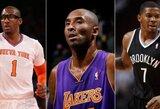 Artėjant startui: penkiolika brangiausių 2014–2015 metų sezono NBA žaidėjų