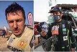 """S.Kariakinas apkaltino arabą sukčiavimu Dakaro ralyje: """"Už tai turi būti skiriamos diskvalifikacijos"""""""