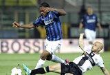 """Agentas: """"J.Obi liks rungtyniauti """"Inter"""" klube"""""""