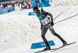 """Su liga kovojęs, tačiau rekordinę vietą olimpiadoje užėmęs T.Kaukėnas: """"Viršijau savo lūkesčius"""""""