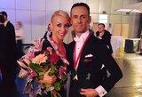 D.Vėželis ir L.Chatkevičiūtė tapo pasaulio vicečempionais