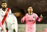 """L.Messi ir Paryžiaus flirtas: """"Jis gali blizgėti bet kurioje komandoje"""""""
