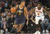 """""""Jazz"""" gynėjui NBA skyrė nemenką nuobaudą"""