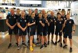 Lietuviai pralaimėjimais pradėjo Europos moksleivių bokso čempionatą