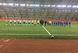 """FK """"Jonava"""" užtikrintai nugalėjo svečius iš Latvijos"""
