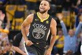Įdomioji statistika: S.Curry – vienintelis žaidėjas iš 2009 m. biržos nepalikęs savo komandos
