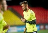 M.Palionio klubas Vokietijoje žengė į taurės aštuntfinalį