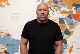UFC prezidentas suvienijo jėgas su JAV prezidentu ir kreipėsi į Irano vyriausybę: prašo pasigailėti dviem mirties bausmėmis nuteisto garsaus imtynininko