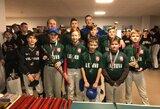 """30 komandų pritraukusiame """"Vilnius Cup"""" beisbolo turnyre triumfavo lietuviai ir rusai"""